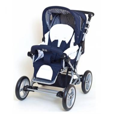Детская коляска-трансформер ABC Design Pramy Luxe
