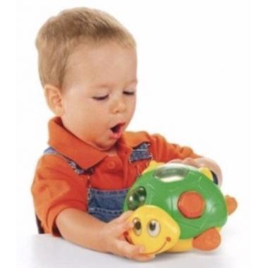 Музыкальная игрушка черепаха-забавница-неваляшка, Chicco