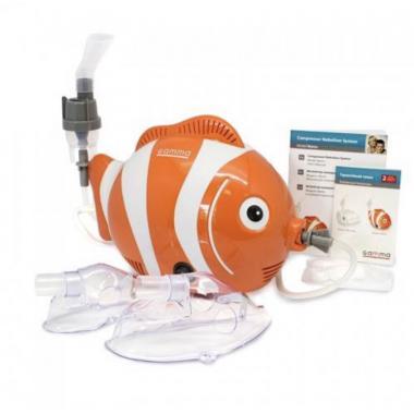 Ингалятор компрессорный Gamma ( Nemo)
